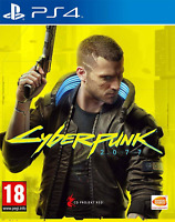 Cyberpunk 2077 Playstation 4 & 5 PS5 PS4 NEW SEALED Free UK P&P IN STOCK NOW