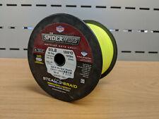 SpiderWire Hi-Vis 80 Lbs. Test Braid Bulk Spool