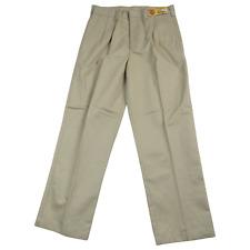 New listing Nwt Abingdon Apparel Tan Khaki Pants Boys Size 12 Husky