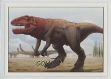 2015 Monsterwax Dinosaur Galaxy Giganotosaurus #76 0n8