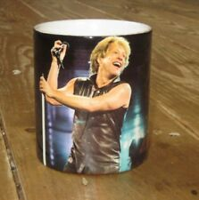 Jon Bon Jovi Recent Live on Stage New MUG