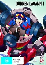 Gurren Lagann : Vol 1 (DVD, 2009) - Region 4