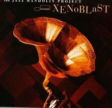 Xenoblast by The Jazz Mandolin Project (CD, May-2000, Blue Note (Label))