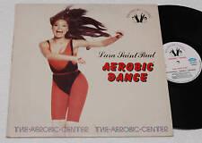 LARA SAINT PAUL:LP-AEROBIC DANCE-1°PRESS ITALY EX++