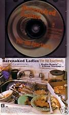 Barenaked Ladies Old Apartment REMIX PROMO CD Single DJ