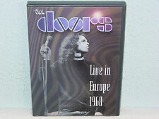 """*****DVD-THE DOORS""""LIVE IN EUROPE 1968""""-Eagle Rock*****"""