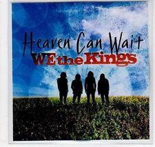 (EC75) We The Kings, Heaven Can Wait - DJ CD