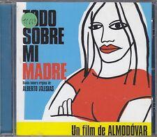 TODO SOBRE MI MADRE - o.s.t. CD