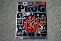 CLASSIC ROCK PRESENTS PROG ISSUE 23 MAGAZINE RUSH PORTNOY TOOL NEW UNOPENED
