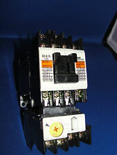 Fuji Electric SC-0/G Connector w/ Fuji TR-0N Overload Relay
