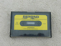 Superman Commodore 64/ 128 C64 Computer Game Tape By Beyond Good Condition 1985