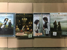 Outlander The Complete Series Season 1-4 ( DVD, 2019, 17-Disc Box Set ) 1 2 3 4