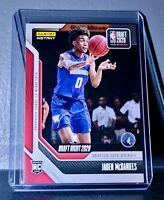 Jaden McDaniels 2020-21 Panini Draft Night #10 Basketball Rookie Card 1 of 309