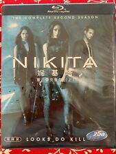Nikita Season 2 And 3 Blu-Ray Discs