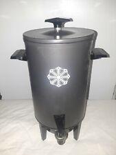 Vintage lightly used Miracle Maid 20 cup urn (N963)s7