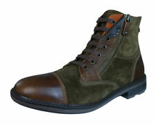 Chaussures marrons Geox pour homme