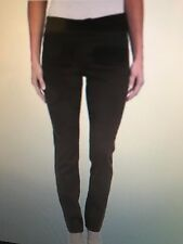 NWT Corduroy MOLASSES Samantha NYDJ Not Your Daughters Jeans Slim Straight Sz 0P