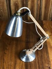 VINTAGE 1960s MACLAMP n8 desk lamp MADE IN ENGLAND