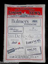 The Illustrated London News; January 24th 1948, Original Format Vintage Magazine