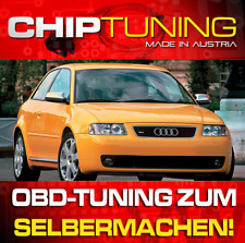 CHIPTUNING AUDI S3 (8L) 1.8 T - OBD-Tuning Do-it-Yourself inkl. Flasher