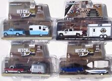 HITCH & TOW SERIES 6 SET OF 4 CONCESSION TRAILER BOAT W/TRAILER AIRSTREAM 16'