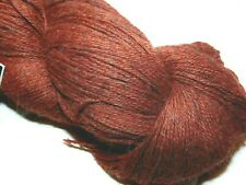 REDWOOD HEATHER 8oz Hank 665yd Galler PRIME Superfine ALPACA Soft DK Luxury YARN