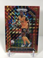 2020-21 Panini Prizm EPL PREMIER LEAGUE Willy Boly Red Mosaic Prizm  055/159