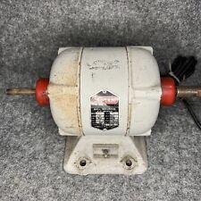 Handler Red Wing 26s Dental Lab Polishing Lathe 14 Hp Ac Motor 2 Speed