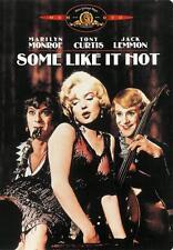 Some Like It Hot Marilyn Monroe,Jack Lemmon Used Very Good Dvd