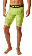 Abbiglimento sportivo da uomo pantaloncini verdi für fitness