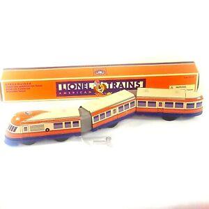 Schylling LSLT Lionel Trains Streamliner Three Car Wind-Up Tin Diesel Train