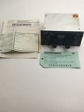 Gables Aircraft Atc Control Panel G - 2546 - Yellow Tagged - Serviceable
