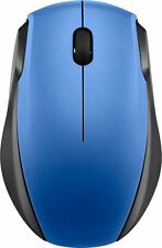 Insignia- Wireless Optical Mouse - Blue