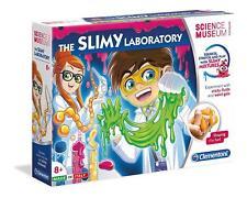 Clementoni 61590 Science Museum Slime Lab Kids Experiment Set