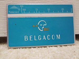 Collectable Phone Card Belgium