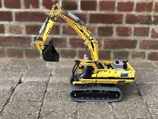 LEGO Technic Motorisierter Raupenbagger (8043) | ZUSAMMENGEBAUT, GUTER ZUSTAND
