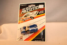 ZEE TOYS PACESETTERS DIECAST SHELBY COBRA RACE CAR, BLUE, NEW ON CARD