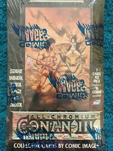 Conan Chromium 3 - Factory Sealed Box
