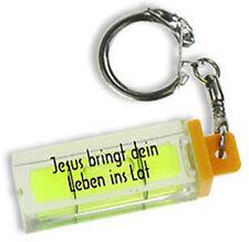 """Schlüsselanhänger """"Mini-Wasserwaage"""" (*NEU*)"""