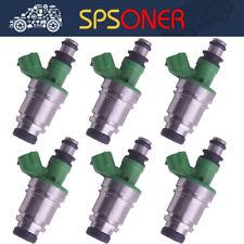 6X JS28-7 JS4J-5 Fuel Injector For Suzuki Chevrolet 2.5L V6 Naturally Aspirated