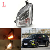 Left For Chevrolet Equinox 2018 2019 2020 Front Bumper Fog Light Driving Lamp LH