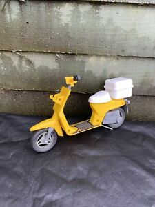 barbie doll scooter