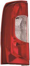 FIAT QUBO REAR TAILGATE 2008-> REAR TAIL LIGHT LAMP LEFT PASSENGER N/S
