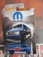 Hot Wheels 2018 Mopar Custom '77 Dodge Van Walmart Exclusive