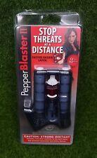 Kimber Pepperblaster II GRAY Weapon Style Pepper Spray - LA98022