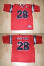 Men's New York L (Red) Football Jersey