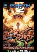 EARTH 2 VOLUME 6 COLLISION GRAPHIC NOVEL New Paperback Collects Issues #27-32