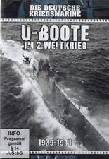 U-Boote im 2. Weltkrieg 1939-1941 - DVD NEU / OVP Doku Deutsche Kriegsmarine
