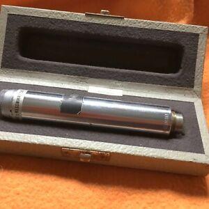 Rohde & Schwarz Messmikrofon historisch zu Schallpegelmesser mit DIN Anschluß