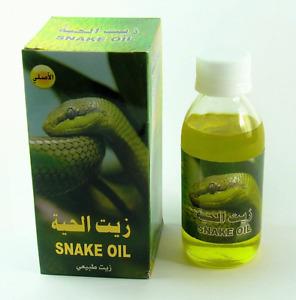 Snake Oil 125ml | Natural Oil For Hair & Body Treatment | 100% Genuine